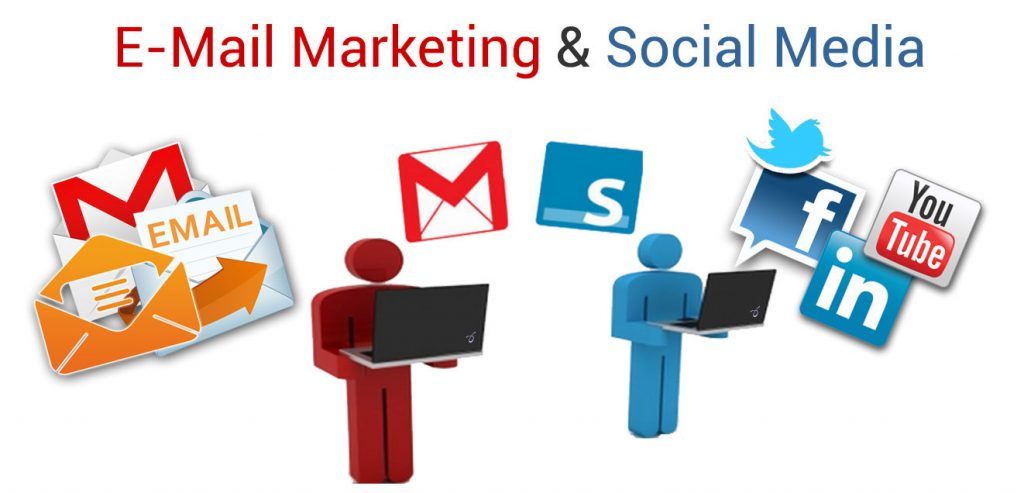 8 Tips to Integrate your Social Media and E-Mail Marketing