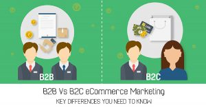 B2B Vs B2C eCommerce Marketing Key Differences You need to Know