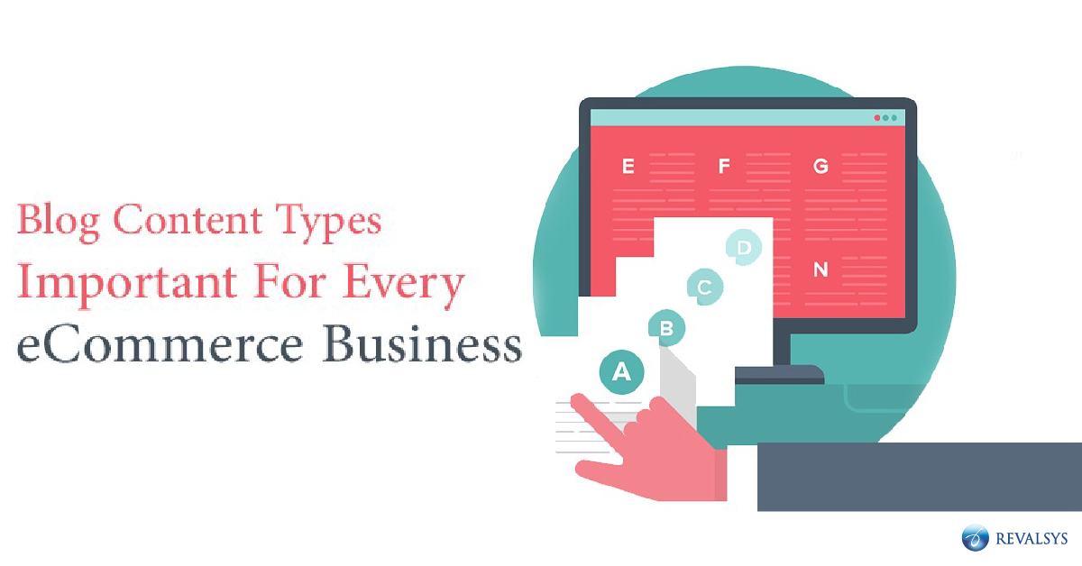 Blog Content types Important for Every eCommerce Business