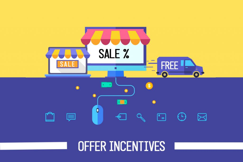 Offer Incentives
