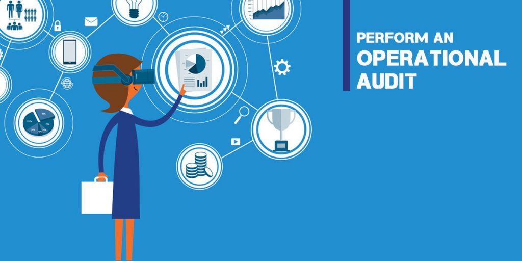 Perform an operational audit