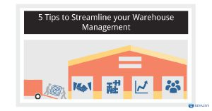 Top 5 Things needed in Inventory Management