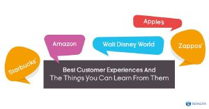 Best Customer Experiences and the Things you Can Learn from Them