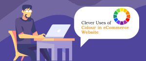 Clever Uses of Colour in eCommerce Website