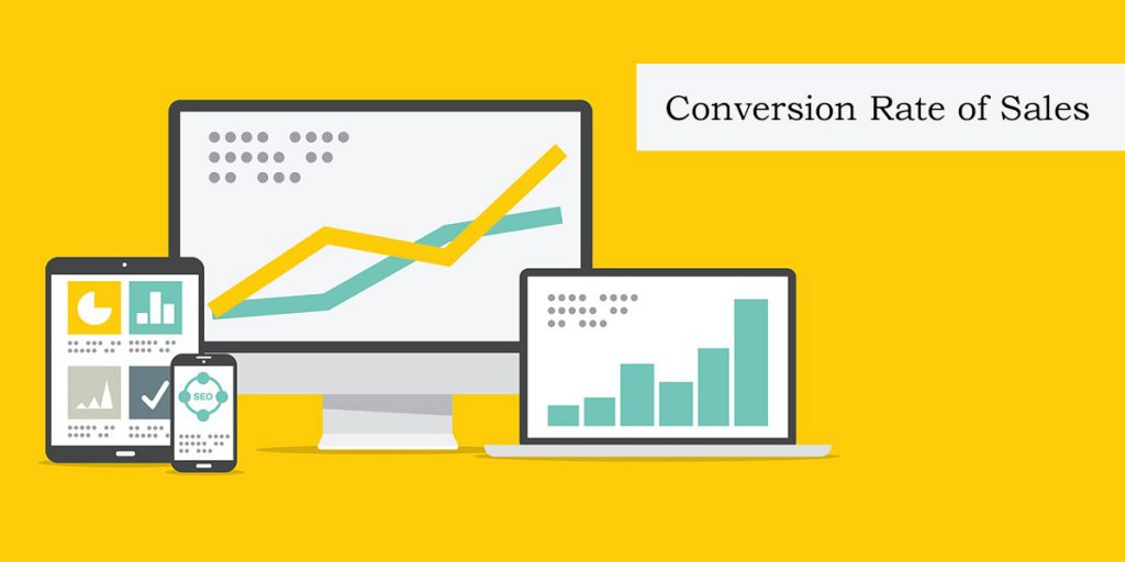 Conversion Rate of Sales