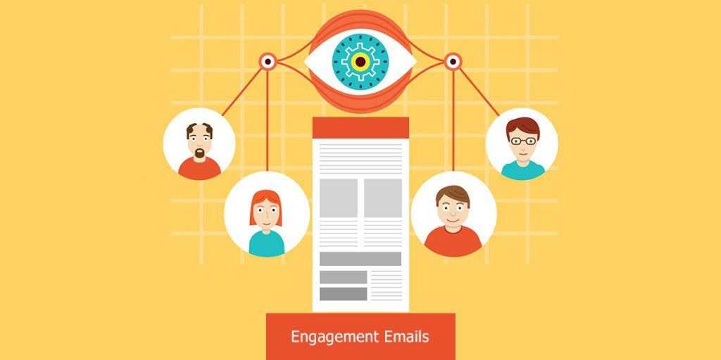 Engagement emails