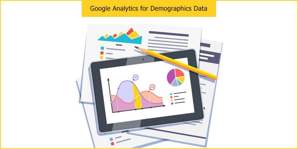 Google Analytics for Demographics Data