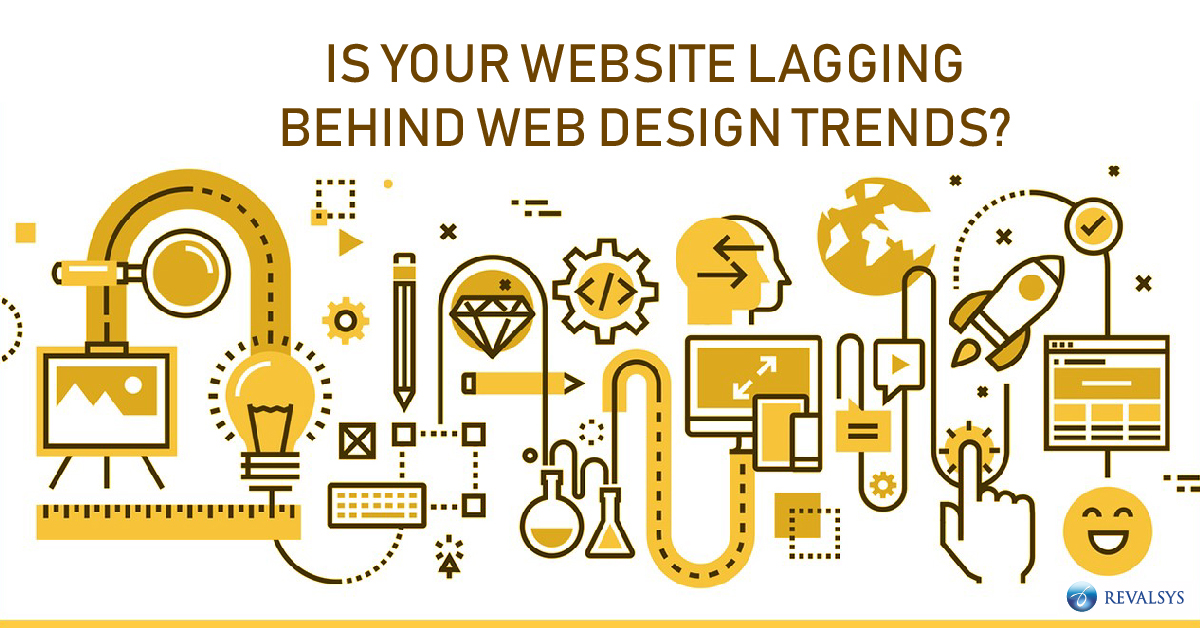 Is your Website Lagging behind Web Design Trends
