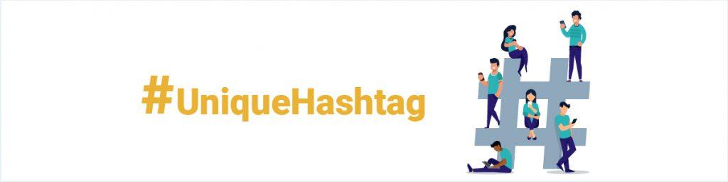 Do Create Unique Hashtag